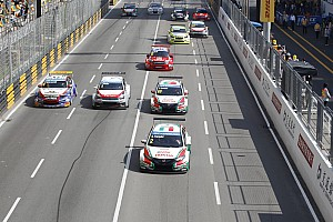 WTCC Breaking news WTCC to return to Macau, Monza in 2017