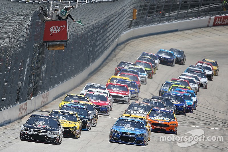 """Une NASCAR Cup Series, sans """"Cup""""?"""
