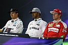 Raikkonen: Rosberg foi melhor que Hamilton neste ano