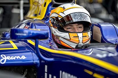 Alex Lynn vise le WEC et la Super Formula