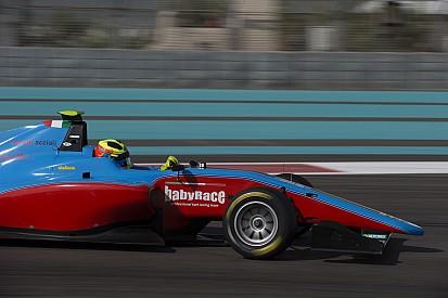 Lorandi lidera el jueves de pruebas de GP3 en Abu Dhabi