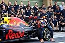 Hivatalos: az ExxonMobil lett a Red Bull Racing új partnere!
