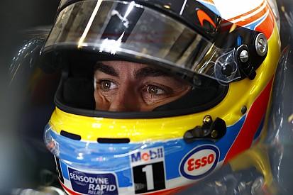 Alonso 2017-ben ismét dobogós helyekért és győzelmekért harcolna