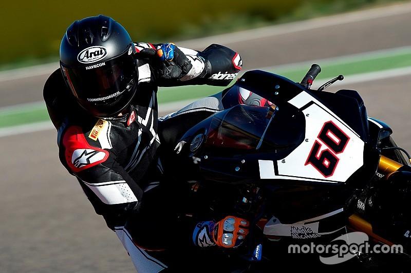Yamaha, un nouveau défi au bon moment pour Van der Mark