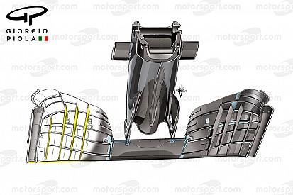 """【F1】マクラーレンの前後ウイングの進化をビデオで解説。来季用の""""開発""""モデルも"""