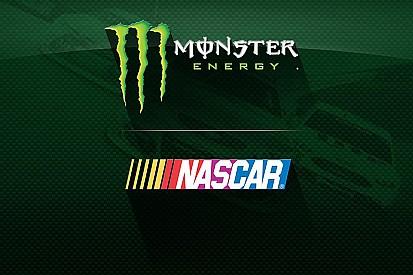Monster, nuevo patrocinador de la máxima serie de NASCAR