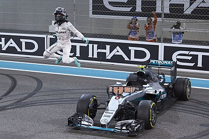 Eugene Laverty's Tweet des Tages: Die Kraft der F1-Bremsen
