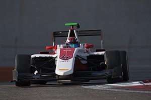 GP3 Reporte de pruebas Russell domina el último día de pruebas de GP3 en Abu Dhabi