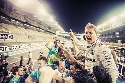 Ritiro Rosberg: le reazioni dei colleghi sui social