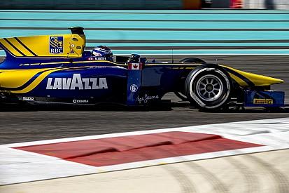 Abu Dhabi, J3 - Nicholas Latifi conclut les essais en beauté