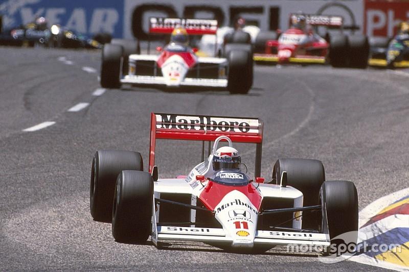 Grand Prix de France - Les vainqueurs au Castellet