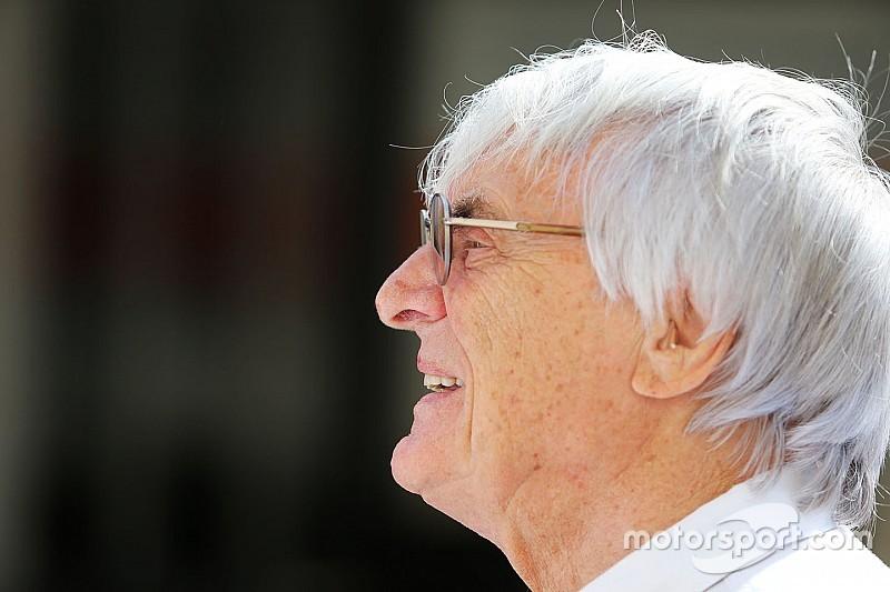 Ecclestone asegura que le gustaría ver a Alonso en Mercedes