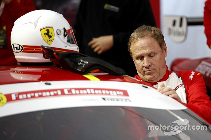 Ferrari-Weltfinale in Daytona: Rusty Wallace bei Ferrari-Challenge im Fokus