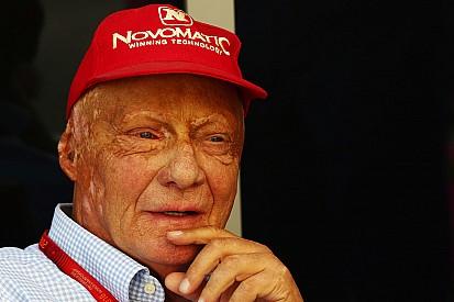 """Lauda: """"Se ha ofrecido prácticamente media F1 para sustituir a Nico"""""""