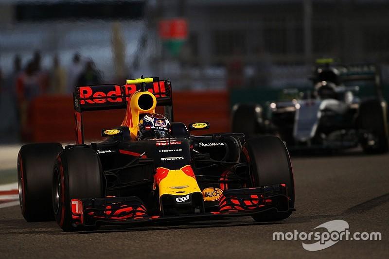 """Red Bull """"convaincu"""" de se battre pour les deux titres en 2017"""