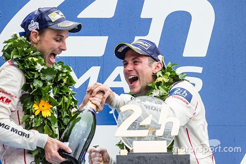 Lotterer, Tandy et Bamber confirmés en LMP1 chez Porsche en 2017
