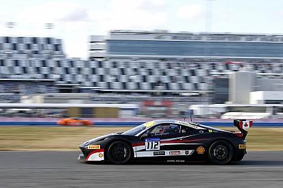 "Ferrari-Weltfinale in Daytona: Souveräner Lovat-Sieg bei ""Coppa Shell"""