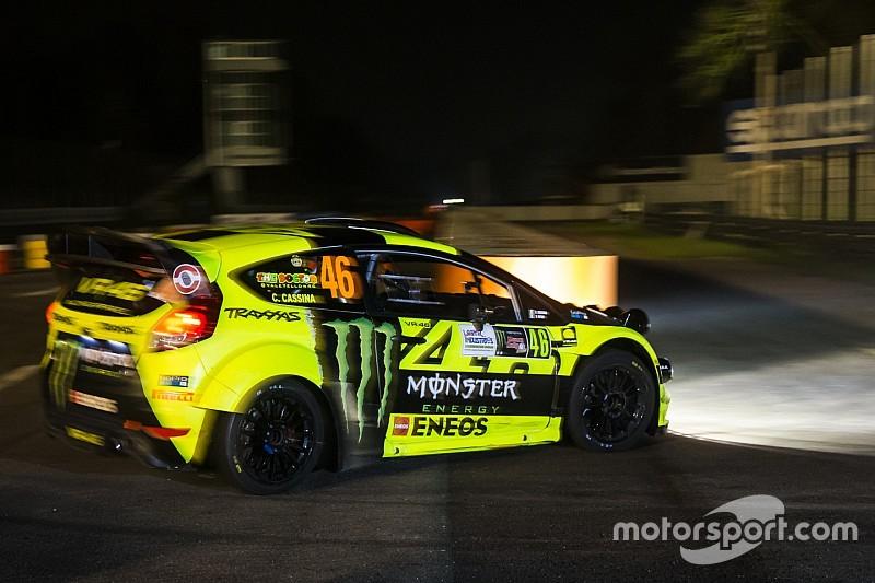 Rossi domina en Monza y aventaja en 15 segundos a Sordo