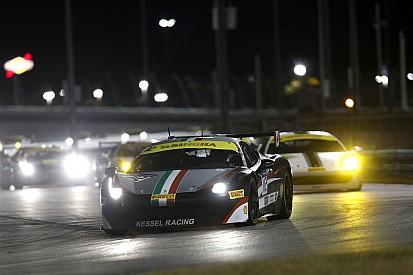 Rick Lovat torna sul podio e conquista la vittoria in Coppa Shell