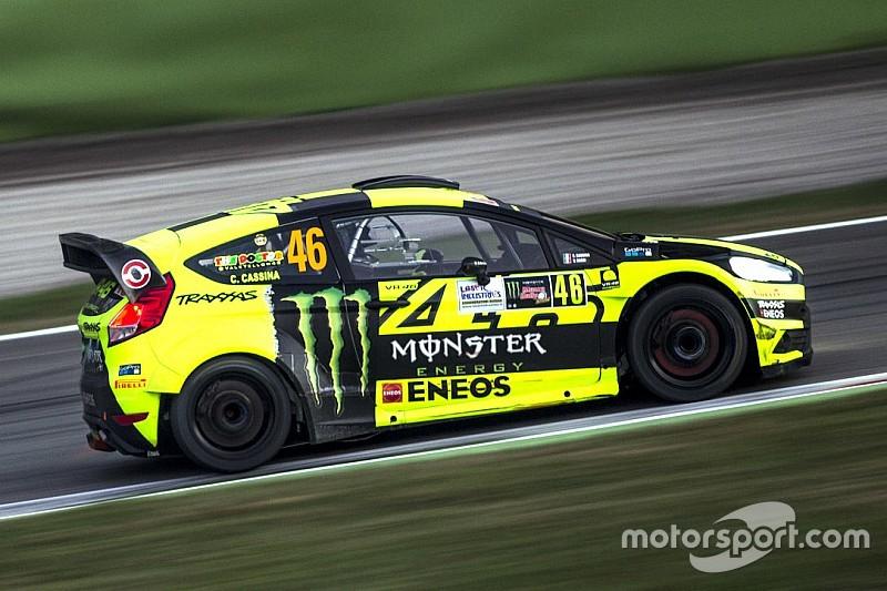 MotoGP-Star Valentino Rossi gewinnt Monza Rally Show zum 5. Mal
