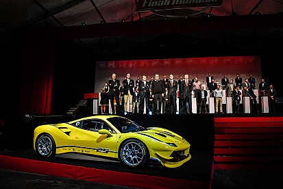 Ferrari presenta el 488 Challenge turbo para 2017
