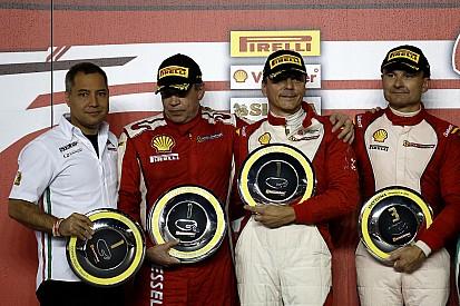 Finales Mondiales Ferrari: Loefflad remporte le titre mondial Coppa Shell