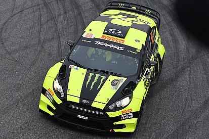 Fotogallery: il Monza Rally Show di Valentino Rossi