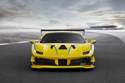 Ferrari svela la 488 Challenge per il 2017