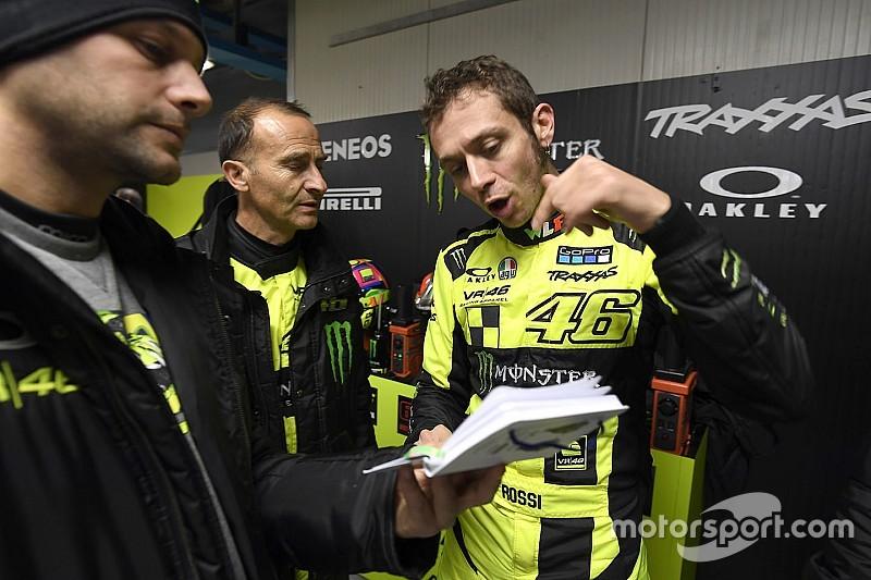 """Rossi: """"Los favoritos al título somos Márquez, Lorenzo, yo… y Viñales"""""""