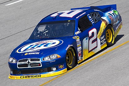 Marchionne confirms Dodge on verge of NASCAR return