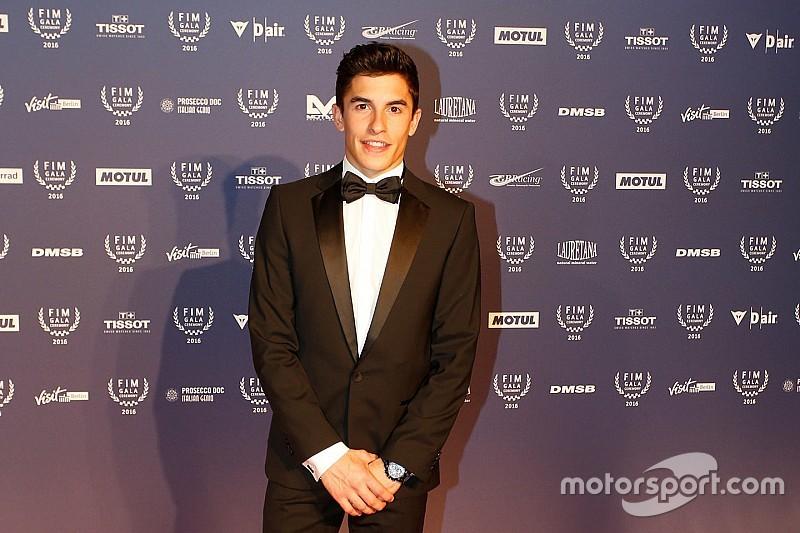 Autosport Awards - Marc Márquez pilote moto de l'année