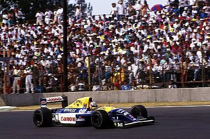 Autosport Awards - Nigel Mansell honoré pour l'ensemble de sa carrière