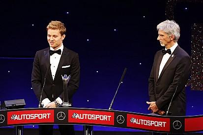 罗斯伯格与汉密尔顿包揽《Autosport Awards》最高奖项