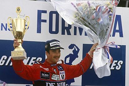 Autosport Awards 2016: Nigel Mansell bekommt Preis für sein Lebenswerk
