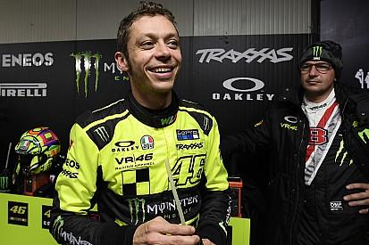 Rossi se voit jouer le titre 2017, avec Márquez, Lorenzo et Viñales