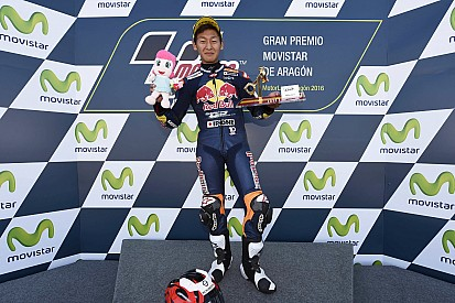 【Honda Team Asia】鳥羽海渡が2017年Moto3に参戦決定