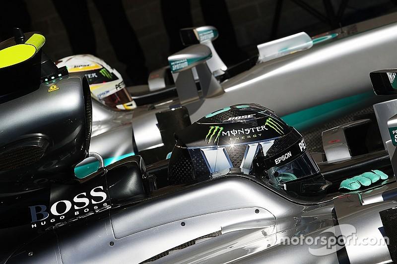 Ferrari - Mercedes ne sera pas affaibli par le départ de Rosberg