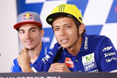 【MotoGP】ロッシ、来季タイトル争いの有力候補にビニャーレスを挙げる
