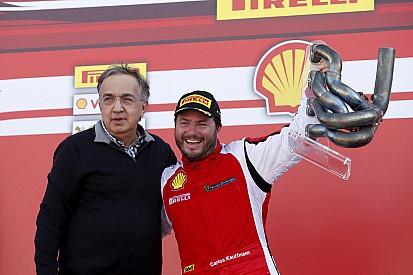 Carlos Kaufmann è il campione del mondo del Trofeo Pirelli