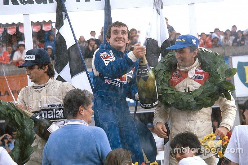 GP de France - Quand Alain Prost était prophète en son pays