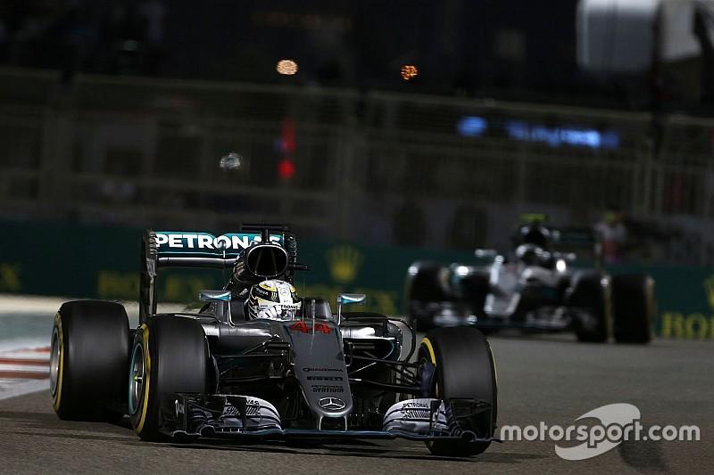 У Mercedes не осталось вопросов к поведению Хэмилтона в Абу-Даби