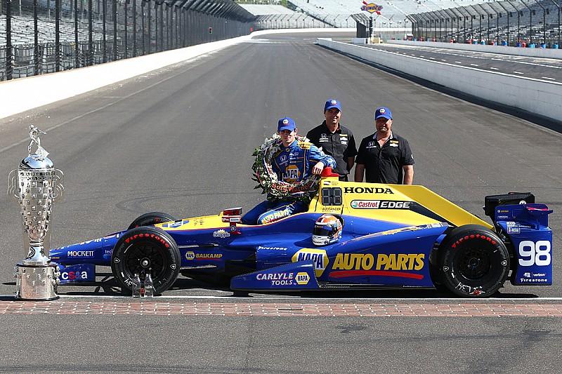Siegerauto des 100. Indy 500 wandert ins Museum