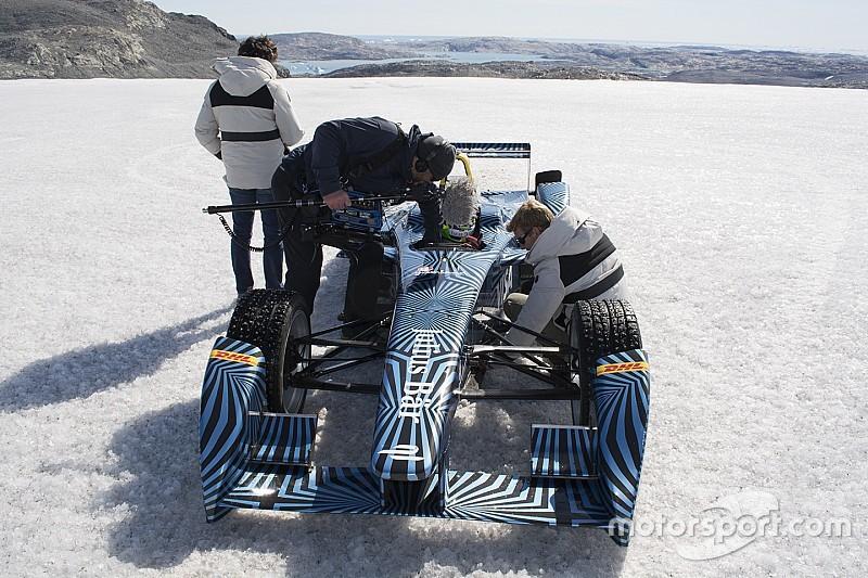 Ecco il video integrale della Formula E in... Groenlandia!