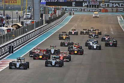 FIA publica la lista de inscritos para F1 en 2017