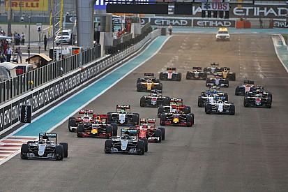 La FIA publica la lista de inscritos de la F1 para 2017