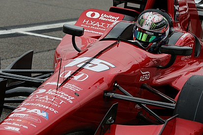 Tom German firma con equipo Rahal Letterman