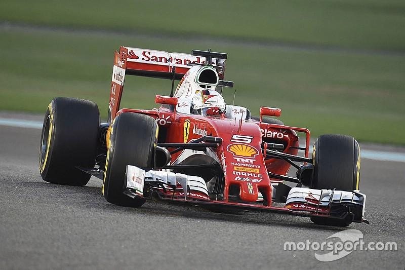 """Ferrari debe mejorar su """"significativa"""" desventaja en aerodinámica"""