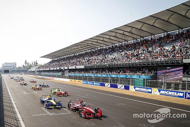 México planea un ePrix urbano para 2019