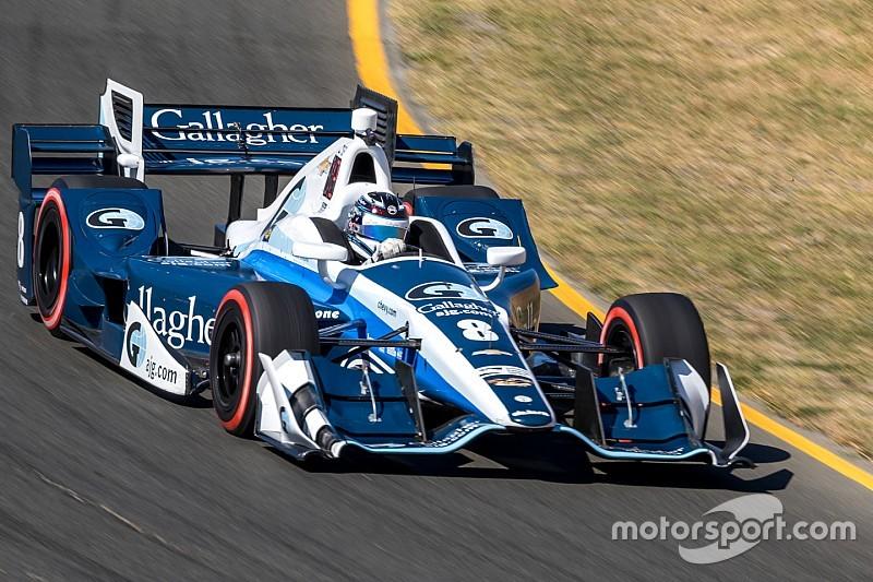 Max Chilton reste au sein du Chip Ganassi Racing