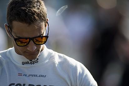 Palou, el más rápido en los test de la Fórmula V8 3.5 de Jerez
